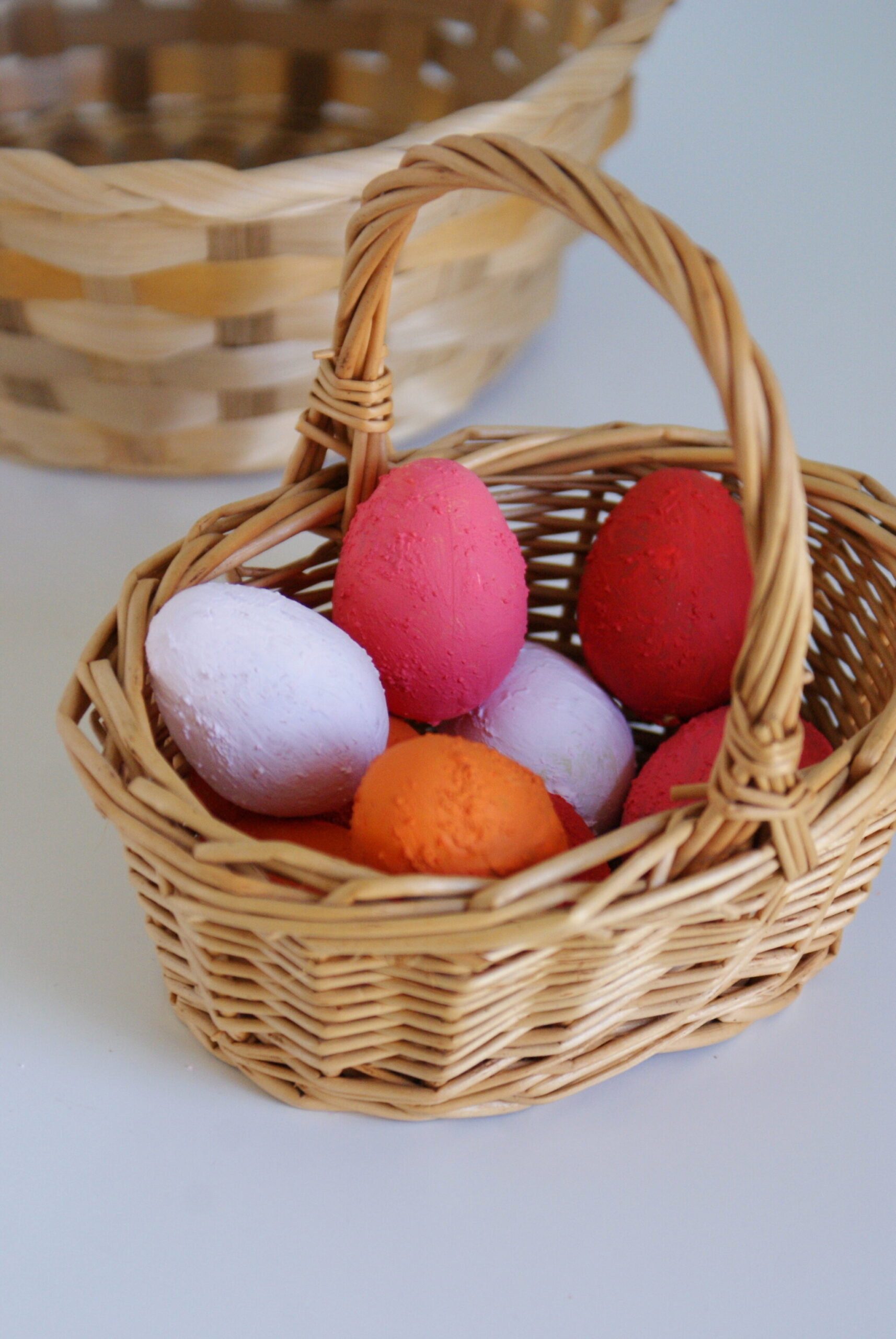 diy terracotta easter eggs decoration homemade paint craft ideas last minute ultimate