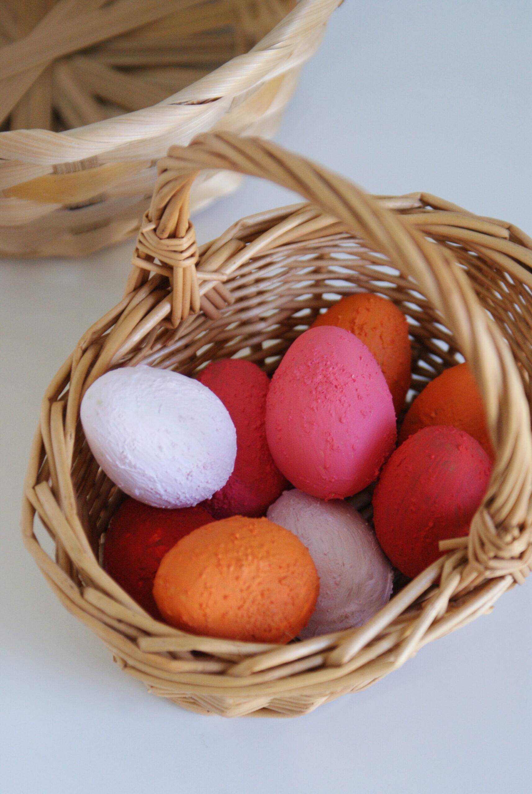 uova pasqua terracotta vernice effetto fai da te idee last minute veloci facili materiali casa francinesplaceblog