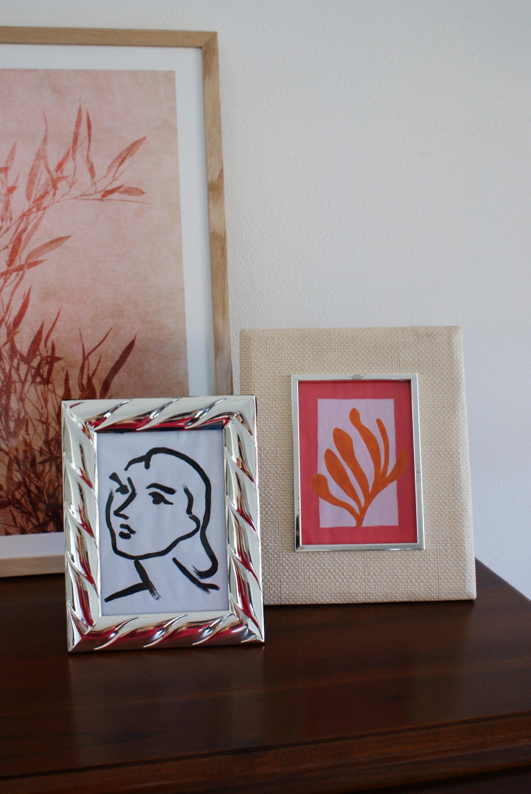 diy minimalist paintings inspired henri matisse art try make home beginner tutorial easy