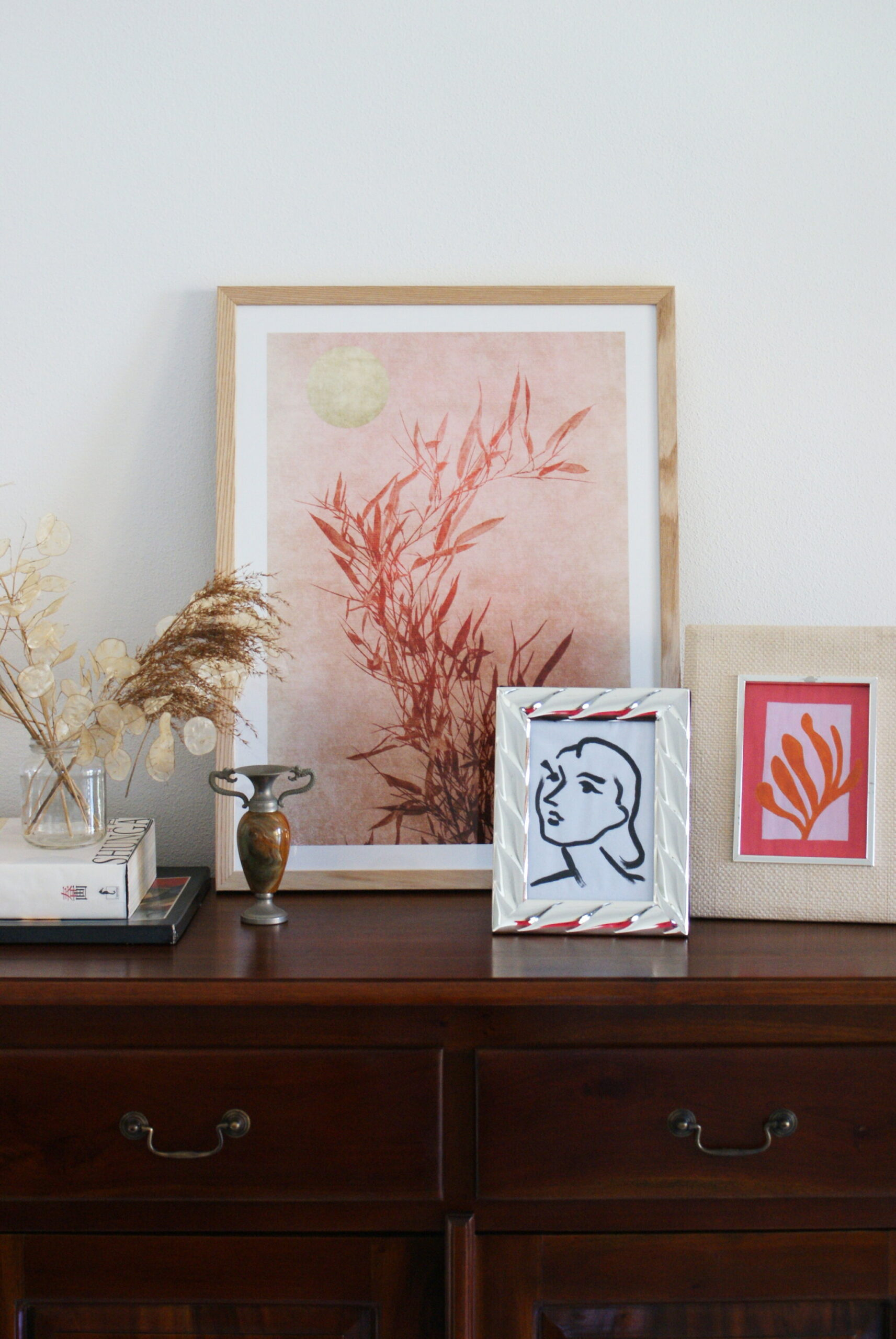 DIY MINIMALIST PAINTINGS INSPIRED BY HENRI MATISSE ART