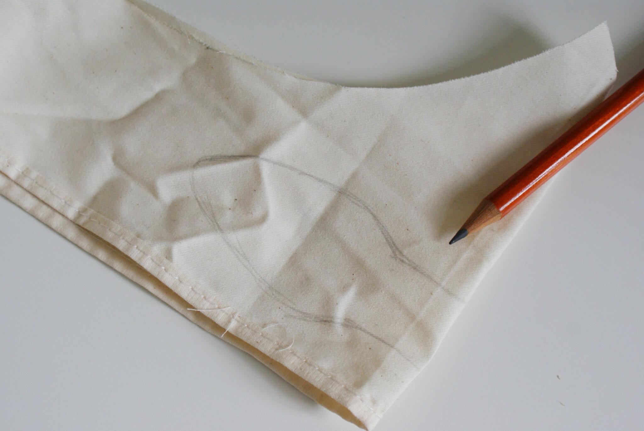 diy bunny ear bow knot hair ties scrunchies tutorial how make home sewing easy handmade