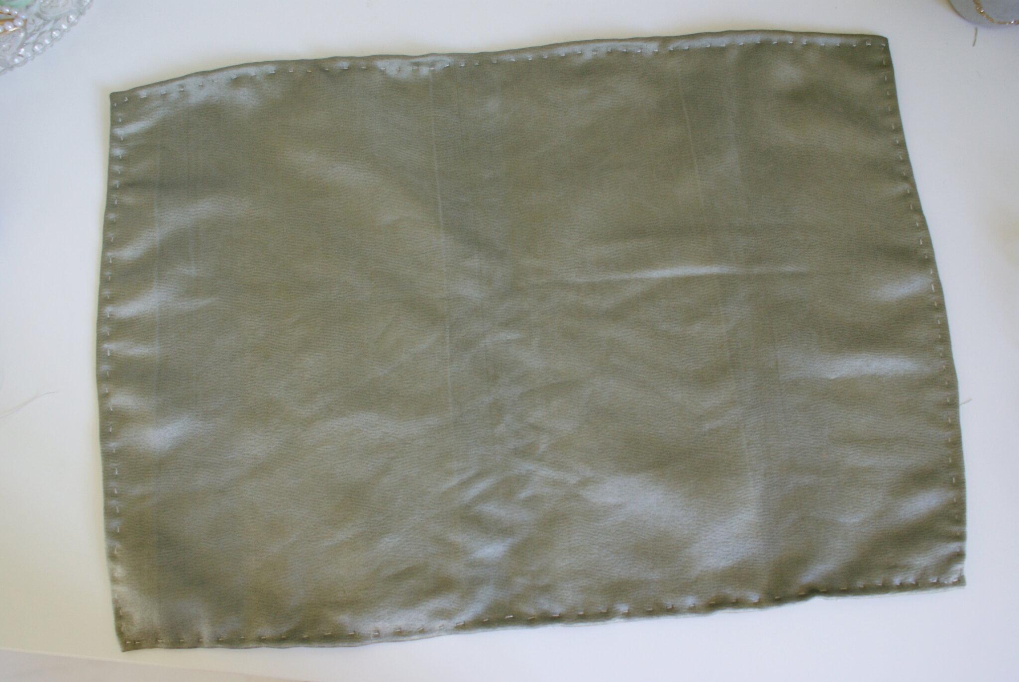 how make diy silk satin backless lace up crop top easy sewing tutorial beginner francinesplaceblog