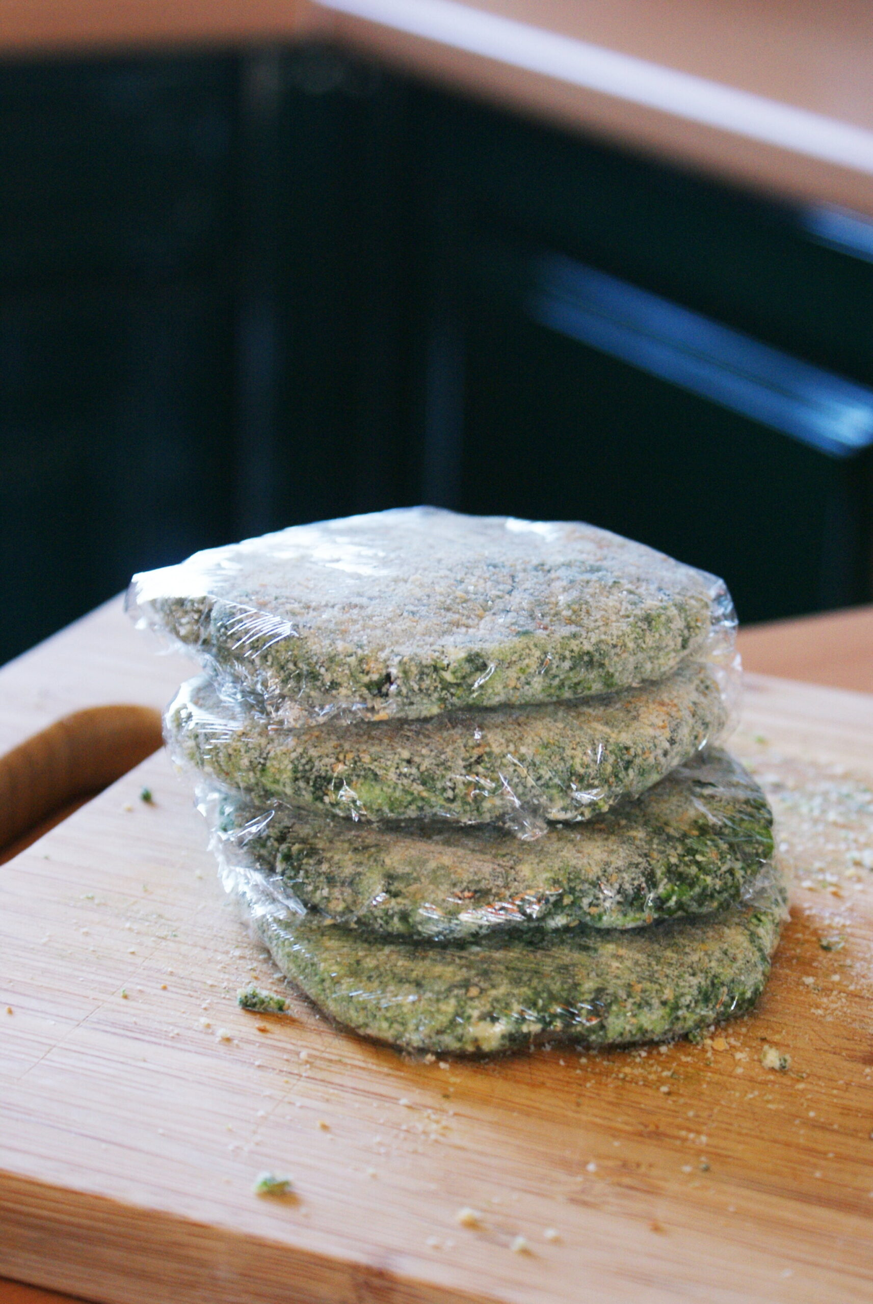 homemade spinach tofu green burgers vegan easy recipe simple 5 minute healthy how make cook francinesplaceblog