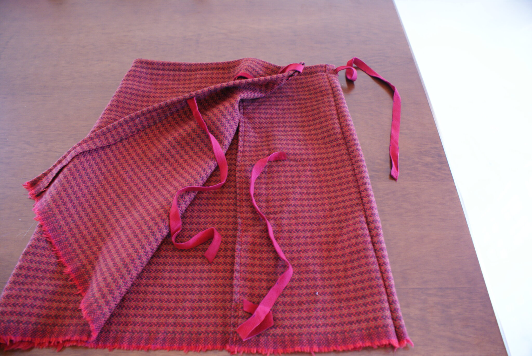diy mini wrap skirt ultimate tutorial easy sewing