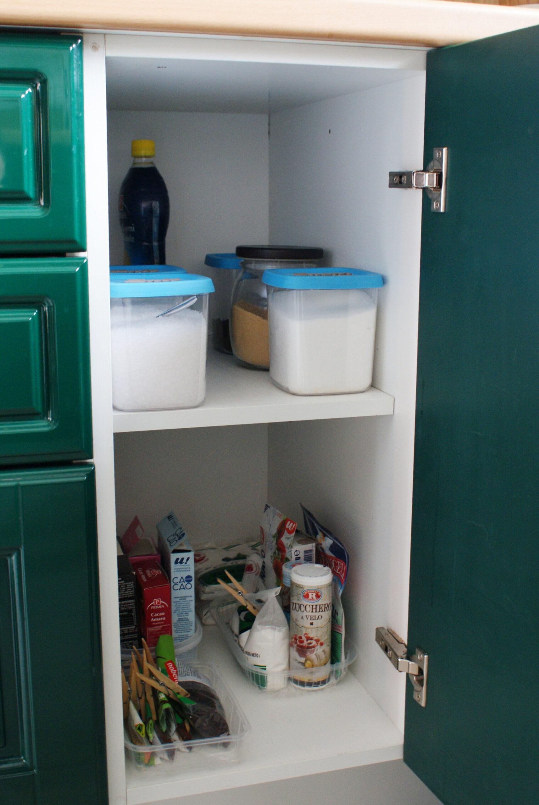 how declutter organize kitchen minimalist tips ulimate come organizzare riordinare cucina minimalista consigli storage pantry dispensa
