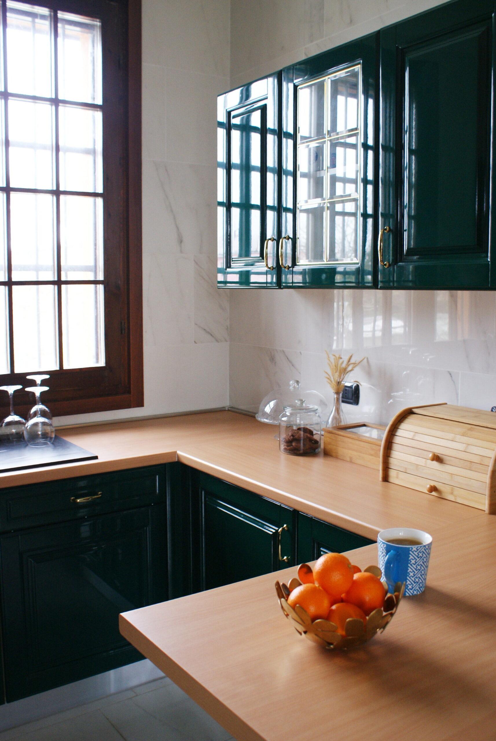 green kitchen inspo idea minimalist beautiful luxury decor home design cucina verde idee ispirazione casa